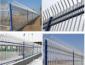 锌钢小区/工厂围墙护栏网